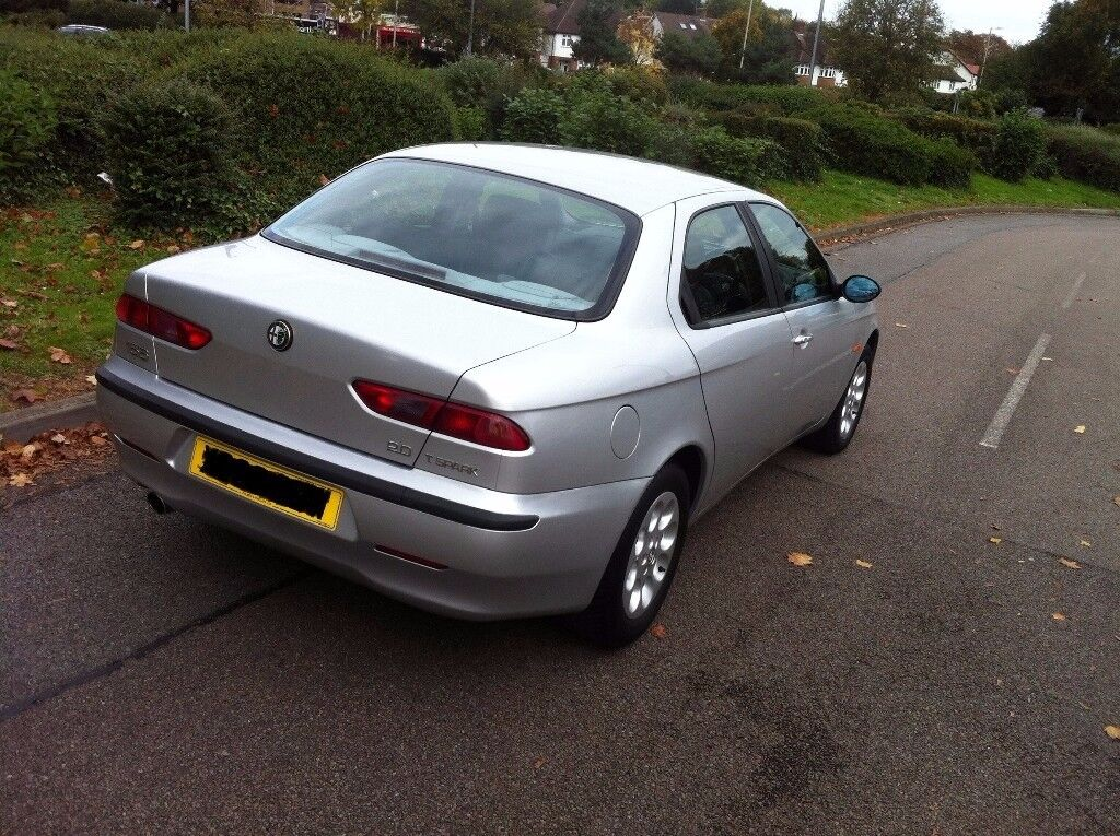 Alfa Romeo 156 -1 owner with only 88k miles