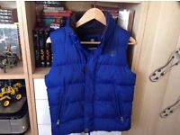 Timberland Waistcoat for 10 years old