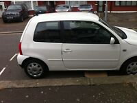 Volkswagen lupo 1.4 BARGAIN , cheap insurance, Perfect first car, not polo or golf , 12months MOT