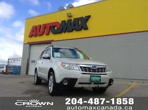 2011 Subaru Forester X Limited *Only $168 B/W