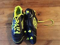 Men's Umbro football boots
