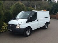 Transit swb 330 rear wheel drive 125 van 2013 6 speed