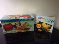ELECTRIC SPIRALIZER NEW AND SEALED
