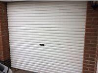 Gliderol garage roller door