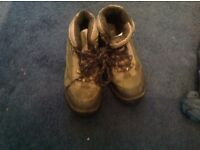 Walking Boots Size 3