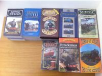 Steam Railway Video's