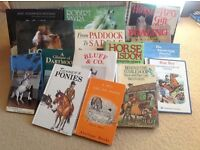 Huge selection of horse books - mainly non-fiction