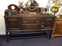 Antique Sideboard Gillows Factory In Lancaster Uk