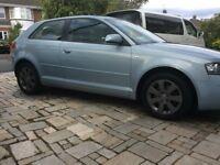 Audi A3 2.0TDI Spares or Repairs