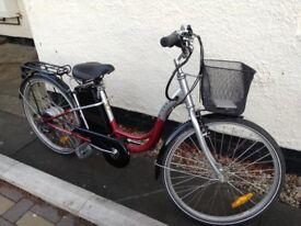 Electric bike 36v