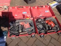 Garage clear out power tools,ladders etc