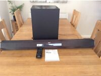 Sony HT - CT260 Home Theatre System
