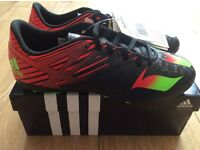 MESSI BOYS FOOTBALL BOOTS ADIDAS 15.4 FxG J SIZE 5 BRAND NEW IN BOX