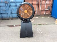 RHINO MOVER INDUSTRIAL CROWD COOLING FAN 240V - 2 SPEED OUTPUT