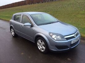2007 VAUXHALL ASTRA 1.4 # 1 FAMILY OWNER FROM NEW # FULL YEARS M.O.T # WARRANTED 66.000 MILES