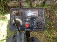 Viking metal detector 6DX2 head phones