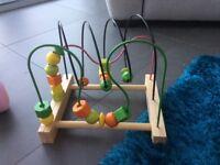 Ikea Block puzzle toy