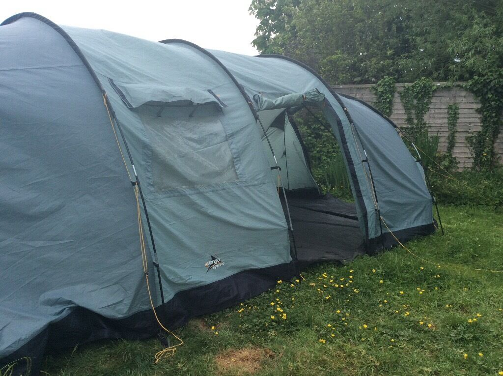 Vango Tigris 800 tent Cheap holidays very large tent & Vango Tigris 800 tent Cheap holidays very large tent | in ...