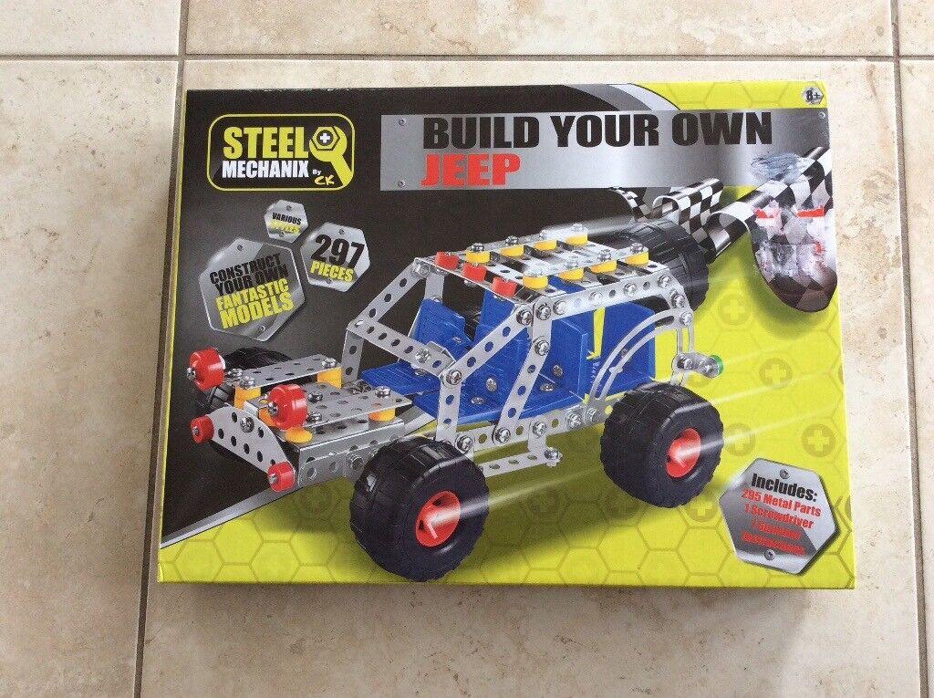 Build Your Own Jeep By U0027Steel Mechanixu0027