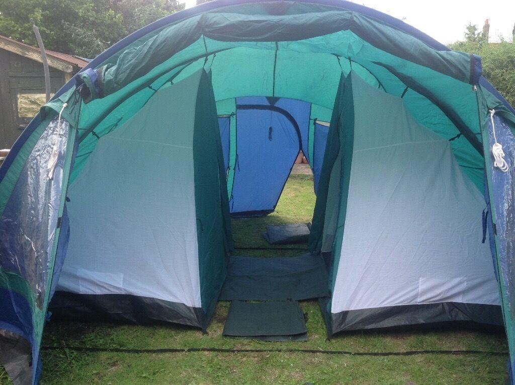 4 berth freeman villa dome tent & 4 berth freeman villa dome tent | in Sherborne Dorset | Gumtree