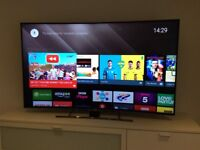 sony bravia 4k ultra hd 65 inch curved tv - 65 Inch Curved Tv