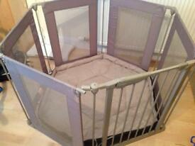 Lindam Playpen/room ider & Babydan playpen tent | in Inverness Highland | Gumtree