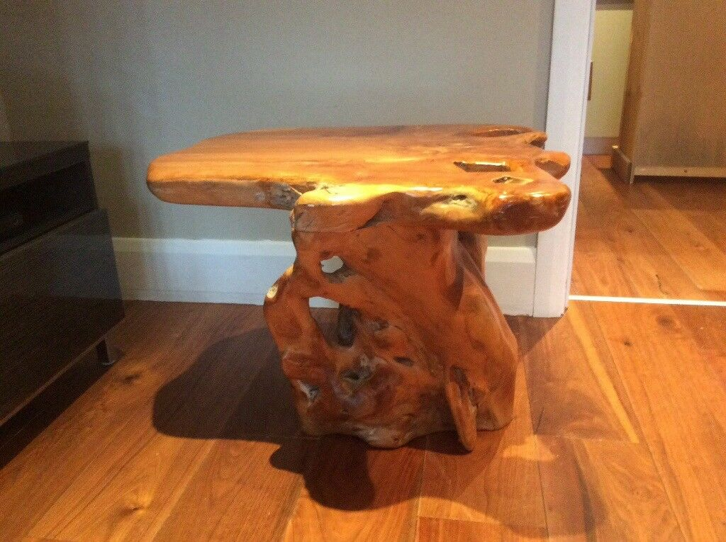 Tree Root Coffee Table