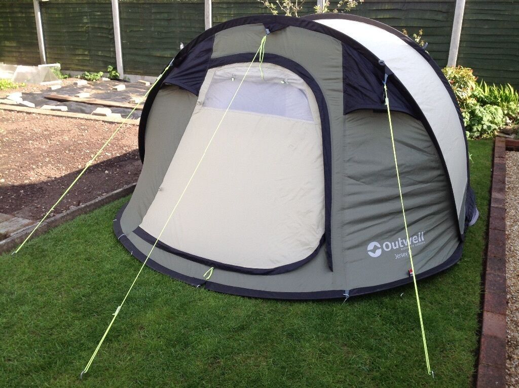OUTWELL JERSEY M POP UP TENT & OUTWELL JERSEY M POP UP TENT | in Ferndown Dorset | Gumtree
