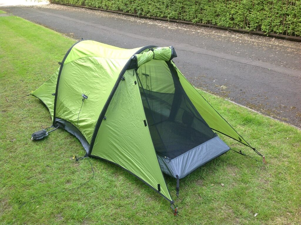 Nemo Morpho 1P Solo Airbeam Tent With Extras. & Nemo Morpho 1P Solo Airbeam Tent With Extras. | in Kelvindale ...