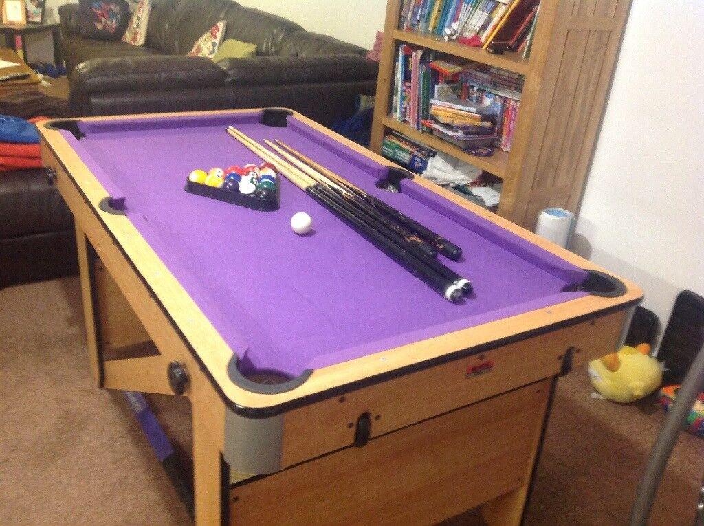 Incroyable BCE 5 Foot Pool Table