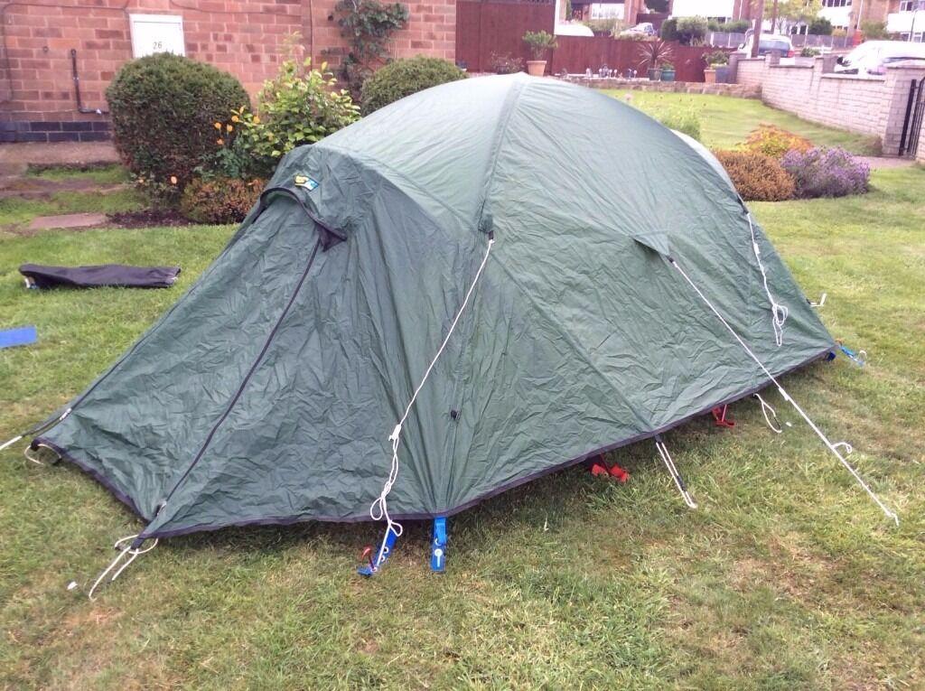 terra nova ultra quasar mountain tent & terra nova ultra quasar mountain tent | in Bude Cornwall | Gumtree