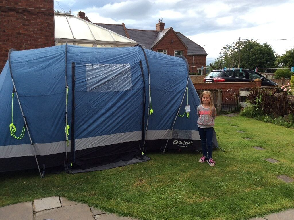 4 man outwell tent u0026 lots of accessories & 4 man outwell tent u0026 lots of accessories | in Trimdon Station ...