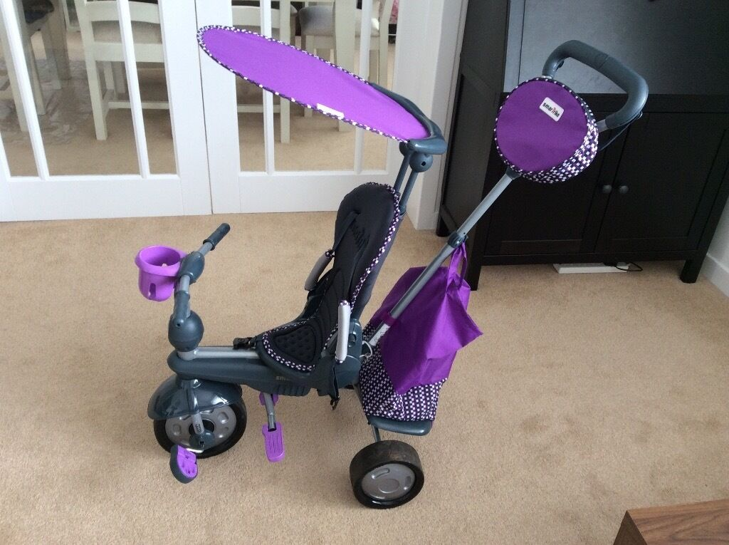 Smart Trike-Splash Purple Recliner & Smart Trike-Splash Purple Recliner | in Stonehaven Aberdeenshire ... islam-shia.org