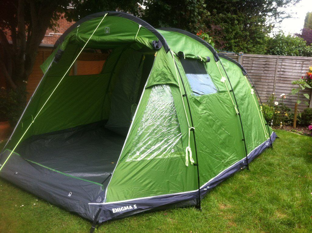 High Gear Enigma 5 Family tent & High Gear Enigma 5 Family tent | in Tamworth Staffordshire | Gumtree