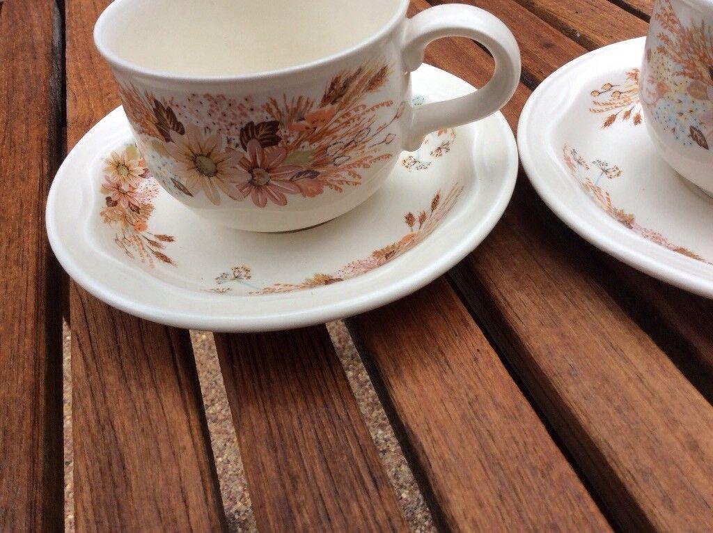 Vintage Tea Set Poole Pottery & Vintage Tea Set Poole Pottery   in Poole Dorset   Gumtree