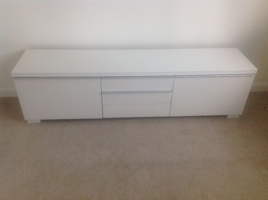 TV stand/ low level storage unit from IKEA & TV stand/ low level storage unit from IKEA | in Bournemouth Dorset ...