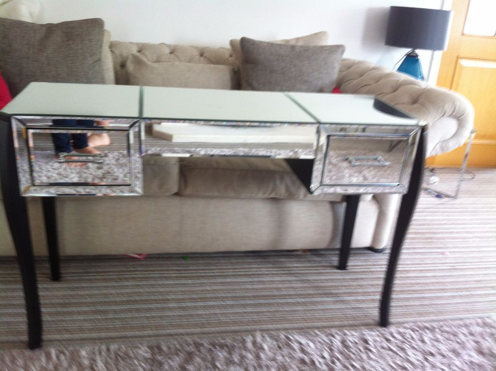 Laura Ashley Gatsby Dressing Table /Console Table