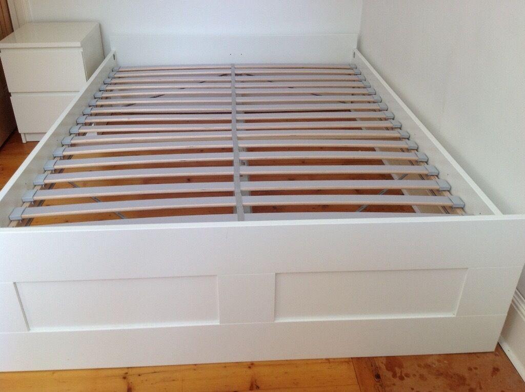 Brimnes Bed Bed Framesikea Brimnes Bed Headboard Queen Platform Bed Wayfair Platform Bed Queen