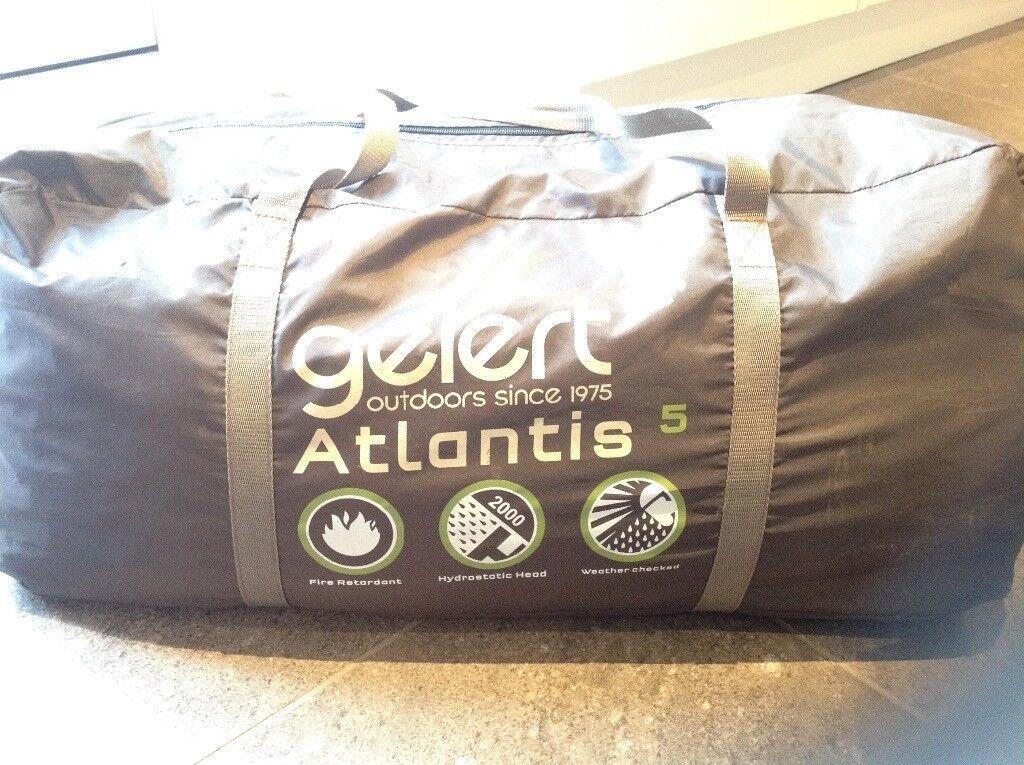 Gelert Atlantis 5 Tent & Gelert Atlantis 5 Tent | in Boroughbridge North Yorkshire | Gumtree