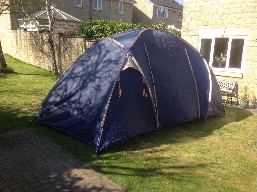 Tent 4 man family tent kit from Halfords & Tent 4 man family tent kit from Halfords | in Halifax West ...
