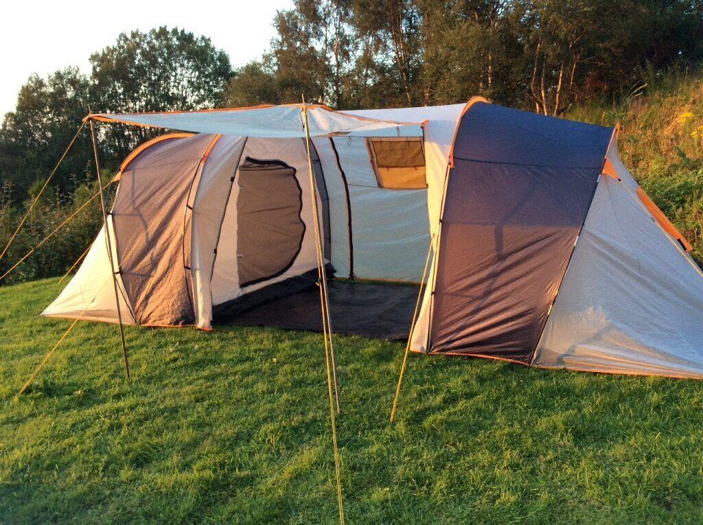 Tent Rage Bergen 6 great condition & Tent Rage Bergen 6 great condition | in Inverness Highland | Gumtree