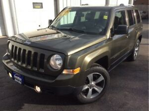 2016 Jeep Patriot Sport/North 4X4