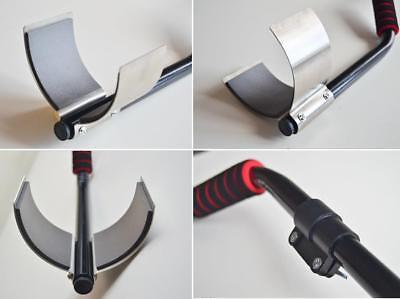 как выглядит Металлоискатель (Металлодетектор) Universal Lightweight Metal Detector Aluminum Long Shaft Rod Adjustable Fits All фото