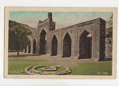 Ajmir Arhai Dinka Joupra India Vintage Postcard 854a