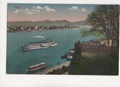 Bonn Germany Vintage Postcard 150b