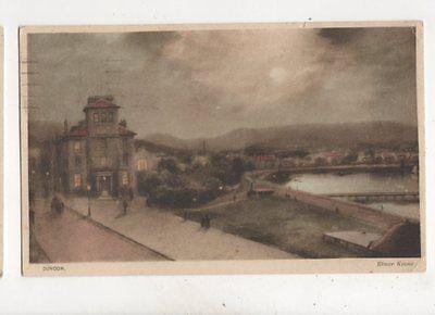 Elmer Keene Dunoon 1933 Art Postcard 322b