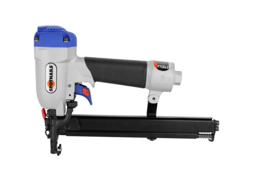 Spotnails T1S6825V Vinyl Siding Stapler w/Case Staple Gun w Alignment Tips
