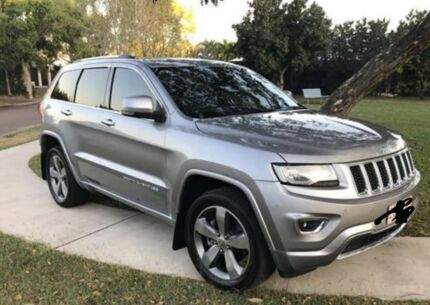 Wanted: Jeep Grand Cherokee overland WANTED