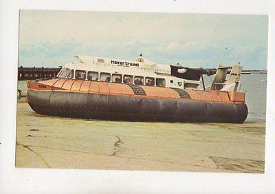 SRN-6 Hovercraft 1967 Postcard 389b