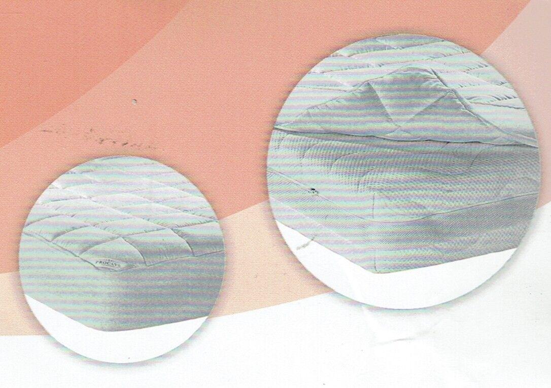Feluna Matratzenauflage 180 x 200 cm aus Molton - geprüfte Kundenretouren